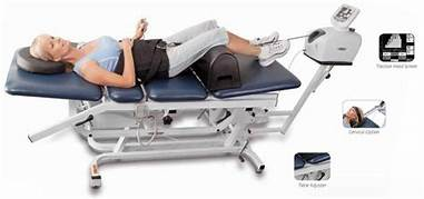 Spinal Decompression Lady
